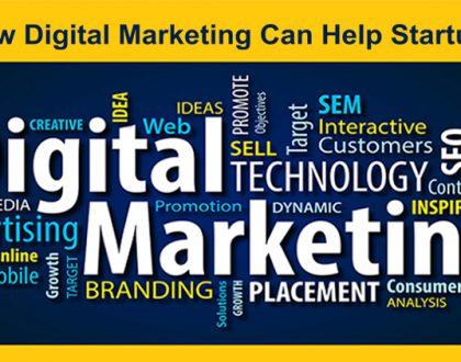 How Digital Marketing Can Help Startups