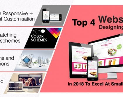 Top 4 Website Designing Trends In 2018 To Excel At Small Budget !