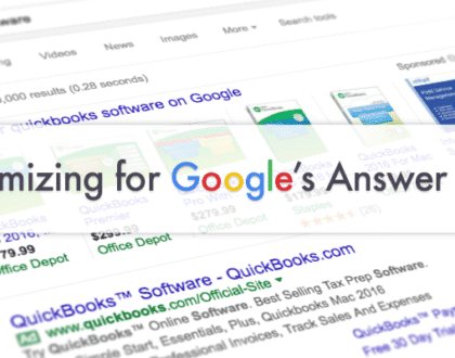 Mark Your Presence on Google Answer Box